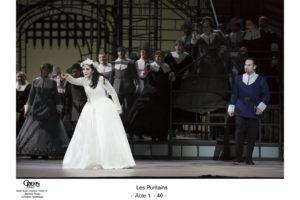 Maria Agresta - I Puritani - Bastille Parigi