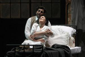 Maria Agresta - La Bohème - Palermo con Giorgio Berrugi