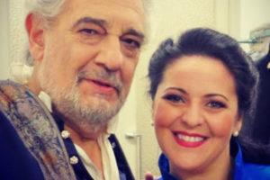 Maria Agresta - Simon Boccanegra - Berlino con Placido Domingo
