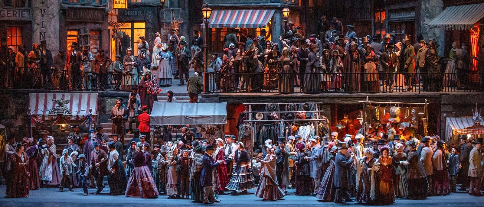La Bohème - The Metropolitan Opera New York - 2022