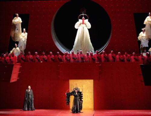 Turandot alla Scala  Maria Agresta, Liù, autentica trionfatrice della serata – OperaWorld